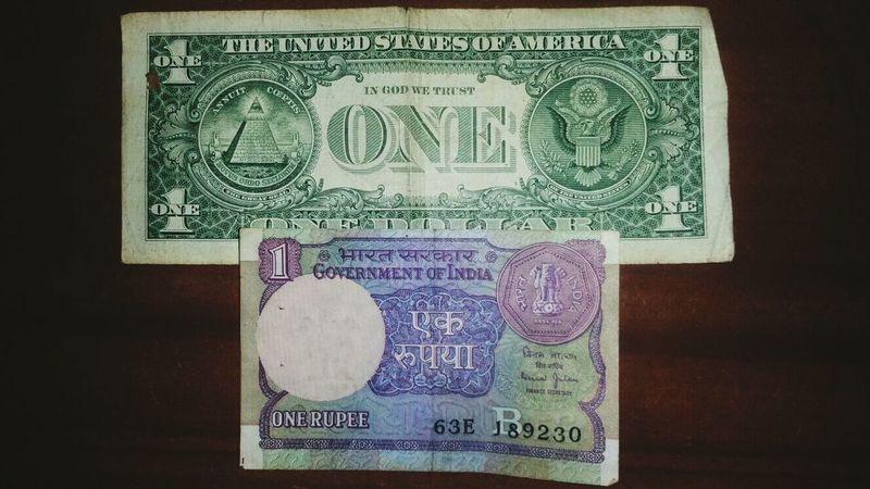 Dollar vs Rupee Bepositive Incredible India Wecandoit Make It Strong Duty of Every Indian 😤