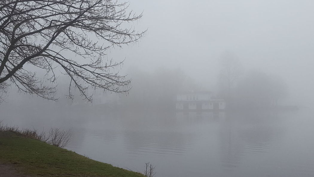 Alster Germany🇩🇪 Hamburg Hamburg City January January 2018 Winter Beauty In Nature Foggy Foggy Day Germany Lake Lake View Mystical Atmosphere Nature No People Outdoors Peaceful Peaceful And Quiet Silence Of Nature Tranquil Scene Tranquility Hazy  Scenics Water Fog Landscape Weather Mist Cold Temperature