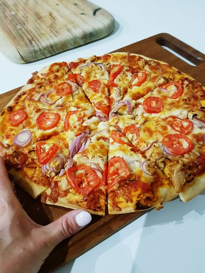 Pizza Food And