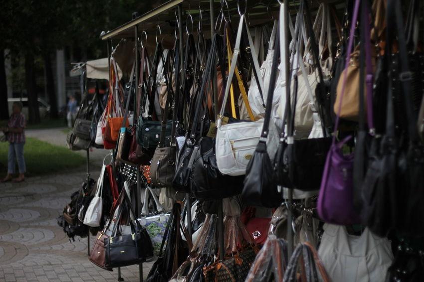 Abundance Big City Focus On Foreground Group Of Objects Handbag  Handbags Large Group Of Objects Lifestyle Man Made Object Market Markt No People Retail