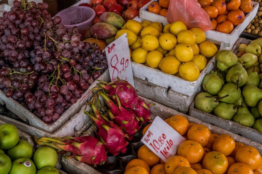 Apple Canon G7X Colour Of Life Dragon Fruit Graps Kuching Malaysia Tropical Fruits