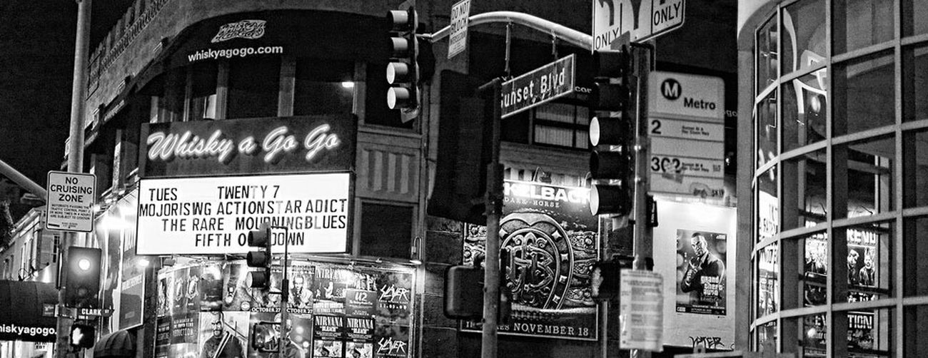 .... Check This Out Nightlife Outlate Hollywood Losangeles Blackandwhite Taking Photos Hello World Hanging Out Enjoying Life