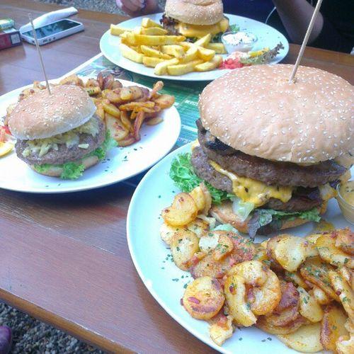 Burger klein und gross (664g)