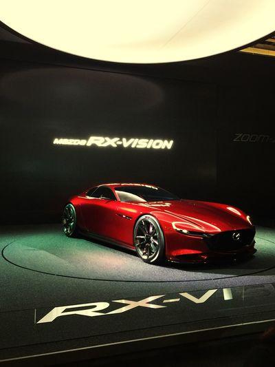 RX_Vision MAZDA Tokyomotorshow2015