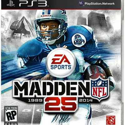 That's What I'm Talkin' Bout... Gamerforlife Ps3 Madden25 NFL EASportsItsInTheGame