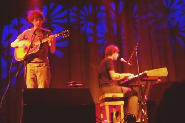 Bandswelove Kings Of Convenience live in Duesseldorf 2004