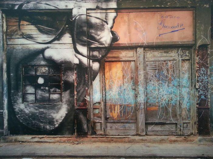Graffiti Streetart Jr Joseparla