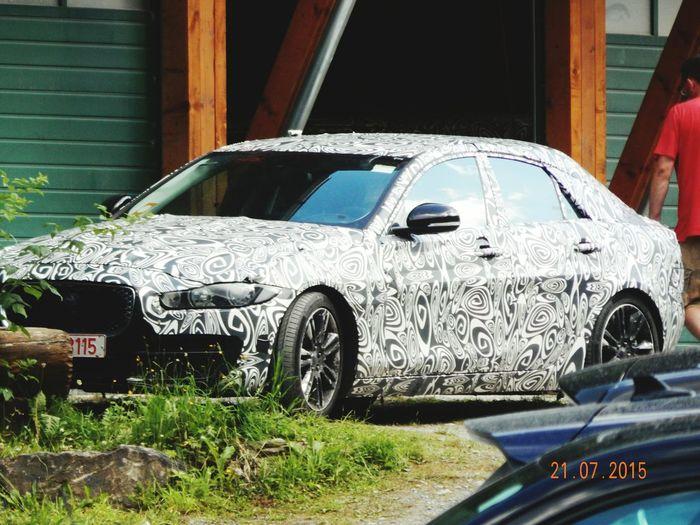 Taking Photos Spyphoto Jaguar-xe Testdrive Grossglockner road Future Sport Model ready for drive Cars Open Edit