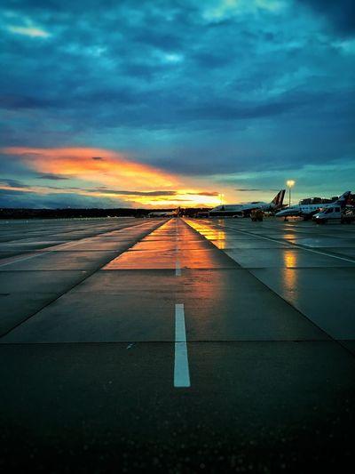 HighwayToHell Airport Apron Stuttgart Flughafen
