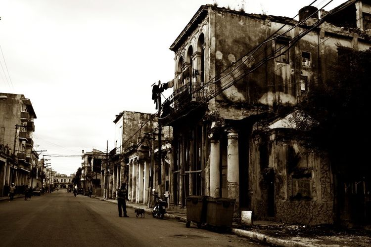 Art Is Everywhere Cuba Collection Abandoned Architecture Building Exterior Built Structure City Day Ysa Ysa Art