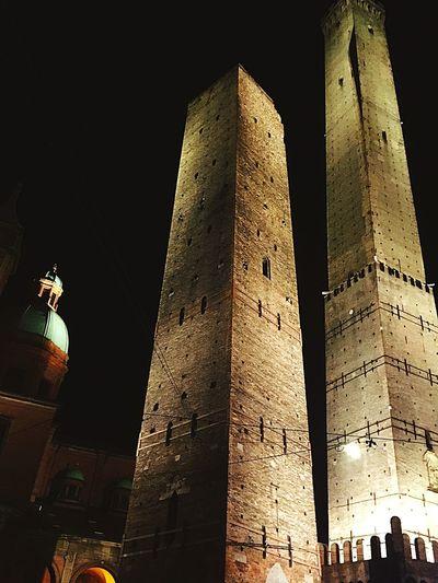 City Architecture Illuminated Night Tower the towers First Eyeem Photo