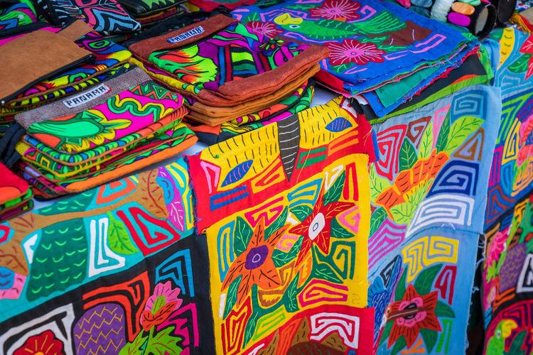 Full frame shot of multi colored graffiti