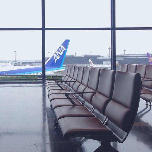 Departures ✈️ NARITAAIRPORT Rainy Days Departures EyeEm Best Shots Abroad Goodluck