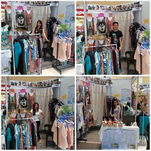 Papicture sa among booth Wednesdaygroup Marketingwars Selfiemorning
