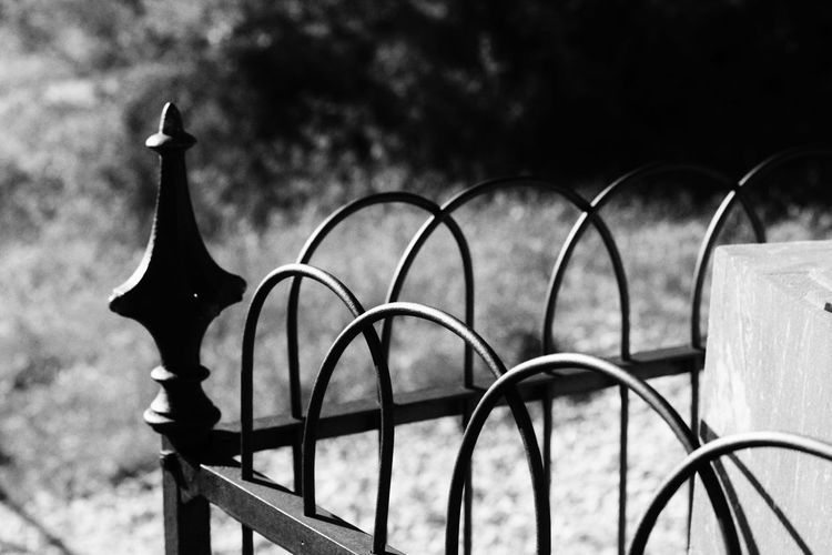 Metal Focus On Foreground No People Outdoors Close-up Day Wrought Iron Nature Sky Dark🌌 By Tisa Clark Black & White By Tisa Clark Dark Photography Darkness And Light