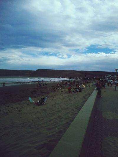 Beachphotography Comodoro Rivadavia Chubut