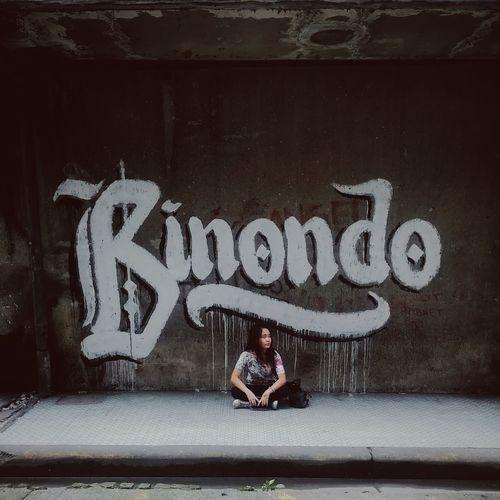 Binondo Girl. Eyeem Philippines Vscocam Streetphotography