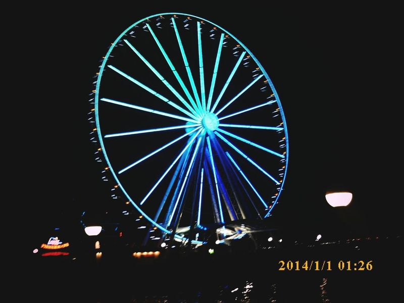 Seattle Faris Wheel
