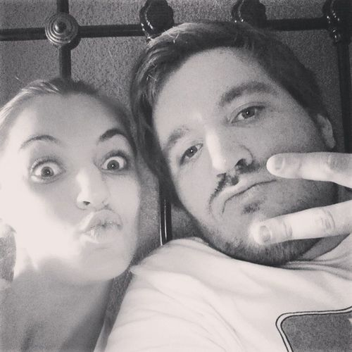Sibling selfie ♡ Siblings Sundayselfie Selfie