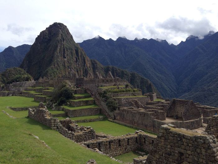 Machu Picchu Inka Trail Peru I Made It