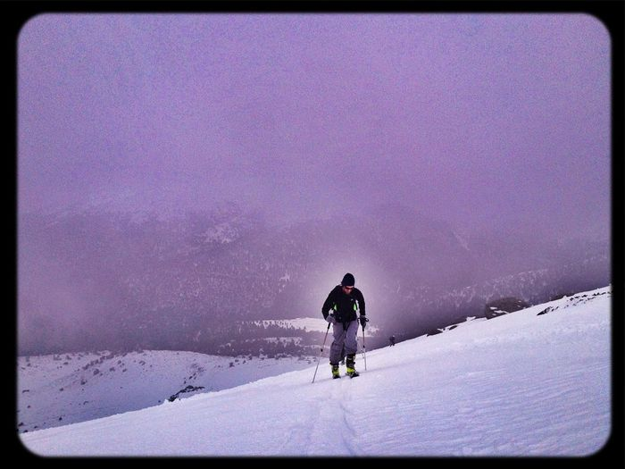 Subida A Dos Hermanas #esquídemontaña #skimo #skimountaineering #Peñalara  #dynafit #mountain #ilovemountains #training #gasss #DynaTour #Ascent #Regram #skinning #Dynafitting #SuuntoAmbitions #pnpeñalara #spring #primavera