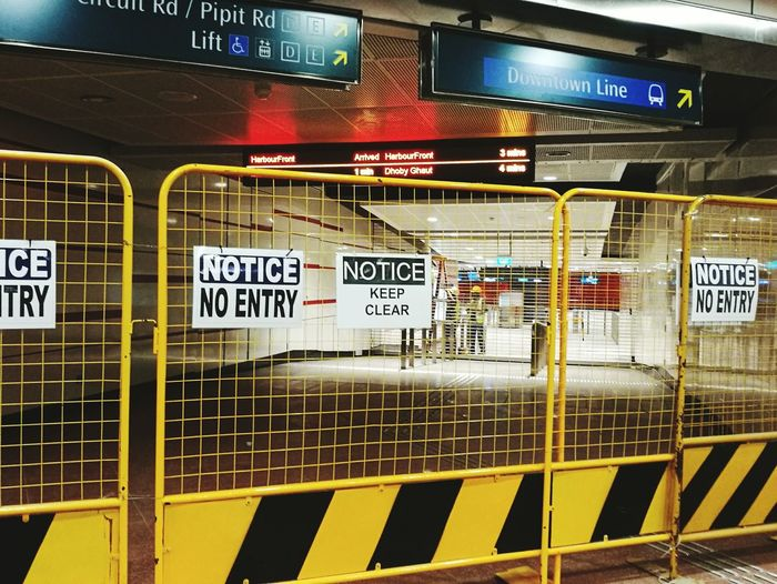 Downtownline Singapore Mrt MacphersonMRT Huawei P9 Plus HuaweiP9Photography First Eyeem Photo