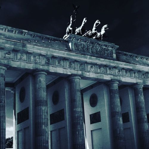 Brandenburg Gate Branderburg Gate Showcase July Welcome To Black
