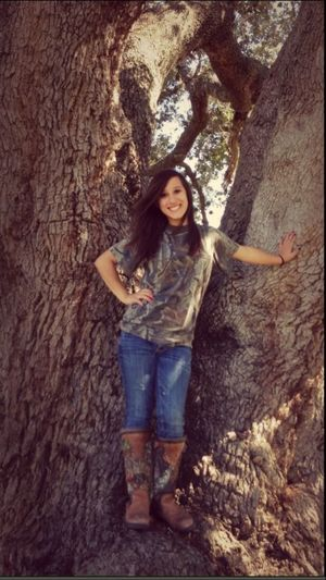 I'm Gonna Show Him What Little Girls Are Made Of, Gunpowder && Lead<3
