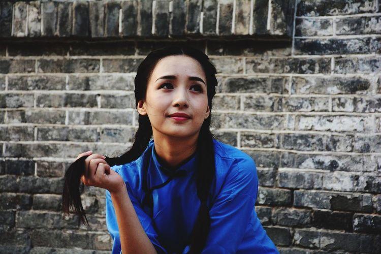 a beautiful chinese girl