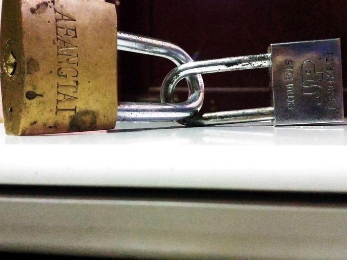กุญแจ Padlock Lock