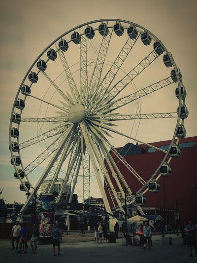 Gdańsk 👌🏼 Gdansk,poland Ferris Wheel