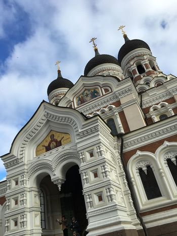 Tallinn Church Baltics2k16