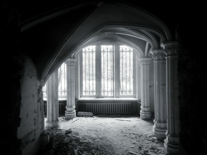hallway Chateau