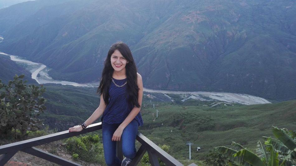 Cañon del Chicamocha Parque  Turismo Santander Bucaramanga Sangil Diversion Gente Família 2016 Tranquilidad Tranquility Naturaleza🌾🌿 Montañas, Naturaleza Paisaje Panachi Nature Colombia