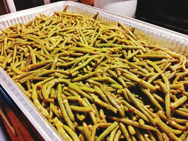 Green beans Ddcatering Food Porn