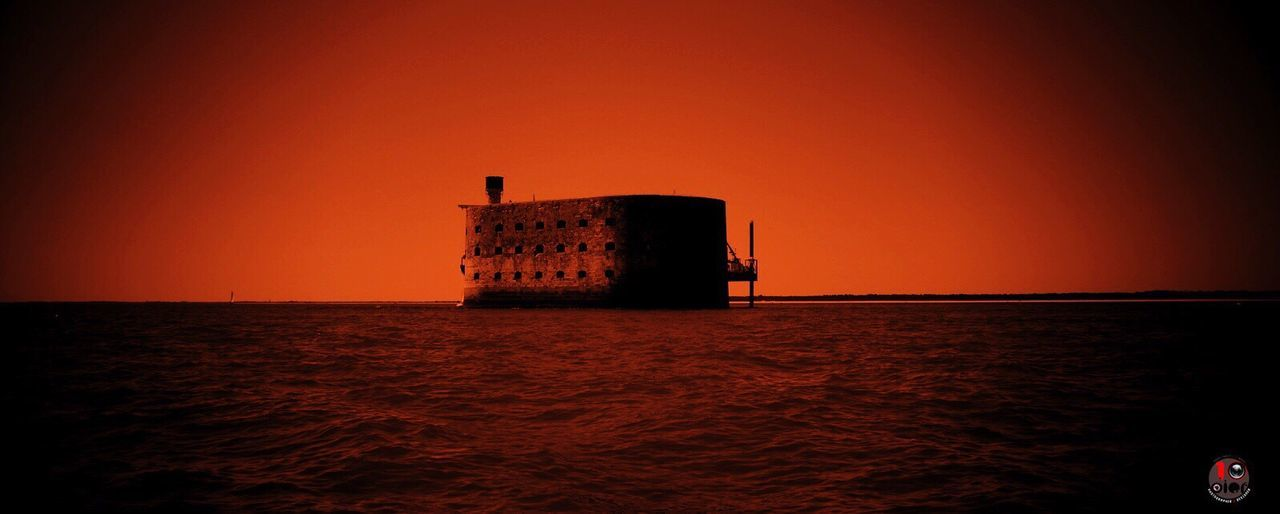 """Fort Boyard is a fort located between the Île-d'Aix and the Île d'Oléron in the Pertuis d'Antioche straits, on the west coast of France and is the filming location for the TV gameshow of the same name. Though a fort on Boyard bank was suggested as early as the 17th century, it was not until the 1800s under Napoleon Bonaparte that work began. Building started in 1801 and was completed in 1857. In 1967, the final scene of the French film Les aventuriers was filmed at the remains of the fort."" Source: Wikipedia France Fort Boyard LUMIX DMC GH4 Larochelle Photographer Enjoying Life Check This Out Hanging Out Hello World Graphic Design 500px 10dier Boats⛵️ Photooftheday"
