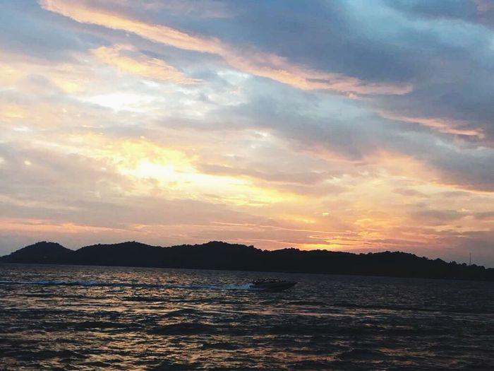 Scenics Sunset