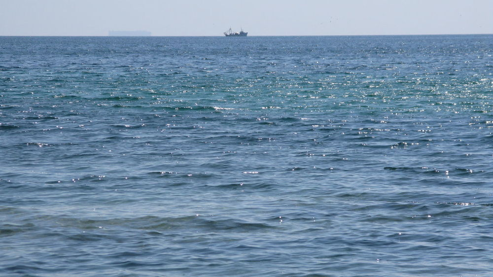 Beachphotography Beauty In Nature Blue Minimal Minimalism Minimalist Minimalobsession Nature Sea Sea And Sky Seascape Water Water_collection