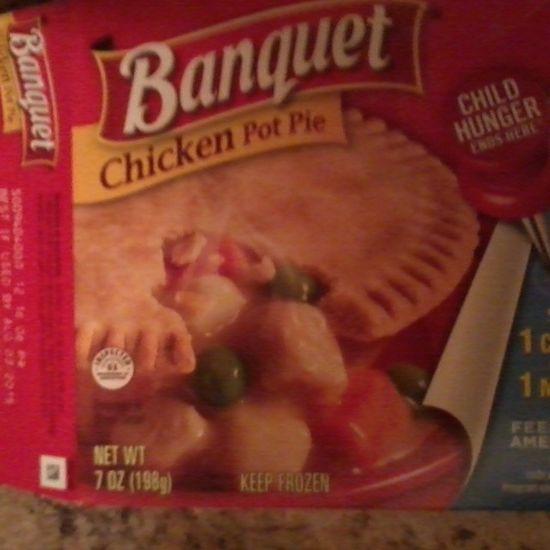 My addiction Chickenpotpie