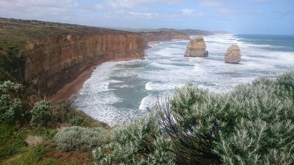 12apostles Australia Beach Cliff Coastline Greatoceanroad Landscape Nature Victoria