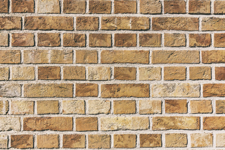 Berlin, Germany, August 11, 2018: Full Frame Close-Up of Brick Wall Berlin Copy Space Germany 🇩🇪 Deutschland Horizontal Architecture Backgrounds Brick Brick Wall Brown Building Exterior Built Structure Close-up Color Image Day Full Frame No People Outdoors Pattern Repetition Rough Shape Solid Textured  Wall Wall - Building Feature