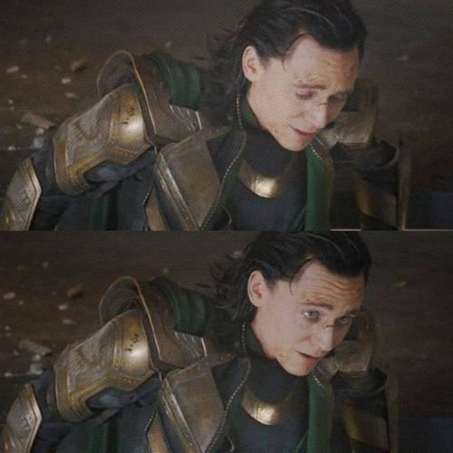 """""""If it's all the same to you, I'll have that drink now."""" Happy LokiDay Hiddlestoners :-)"""