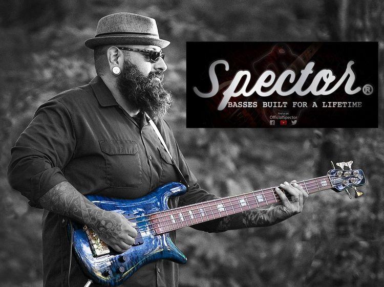 That's Me Hello World Itsofficial Spector Bass SpectorArtistsRock Enjoying Life OregonLove