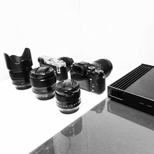Fujifilm Fujifilmxt1 Fujifilmxe1 XF90mm XF56mm Xf35mm Xf14mm Xf23mm Photoequipment Akasa Platox Nuc Intel IntelNUC 5i7RYH Aluminiumcase Fanless Instadaily Onlywithmyphone📱 Richphotography📷 Follow4follow Blackandwhite Instagram