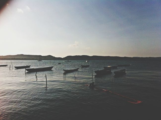 """Aponta pra fé e rema."" Enjoying The Sun Sea Relaxing Taking Photos"