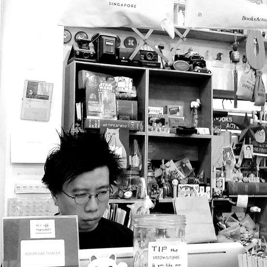 Bookshop Sg_streetphotography Streetphotography Singaporestreetphotography Tiong Bahru Singapore