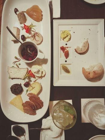 Still Life Food And Drink Directly Above Variation Indoors  No People Food Collage Plate Freshness Choice Healthy Eating Close-up Ready-to-eat Day Nom Nomnom Table Geometric Shape Patterns Art Dine Finedining Cuisine Contemporary