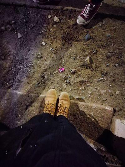 Zapatos Tierra Bototos Piedras