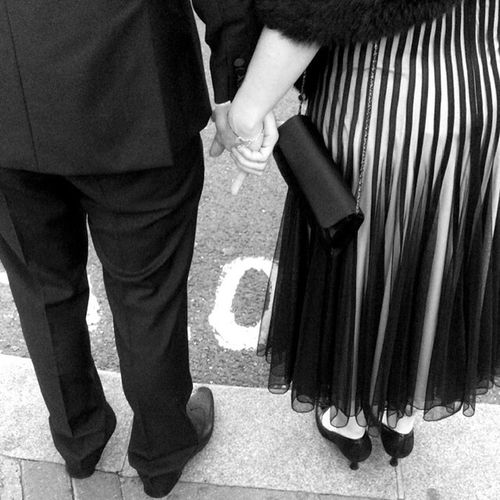 My Best Photo 2015 Streetphotography Dublin Couple Cute EyeEm Bnw
