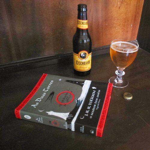 Eisenbahn Pilsen Refrescante Tolkien Asduastorres Osenhordosaneis TheLordOfTheRings JRR Tolkien  Beer Cerveja